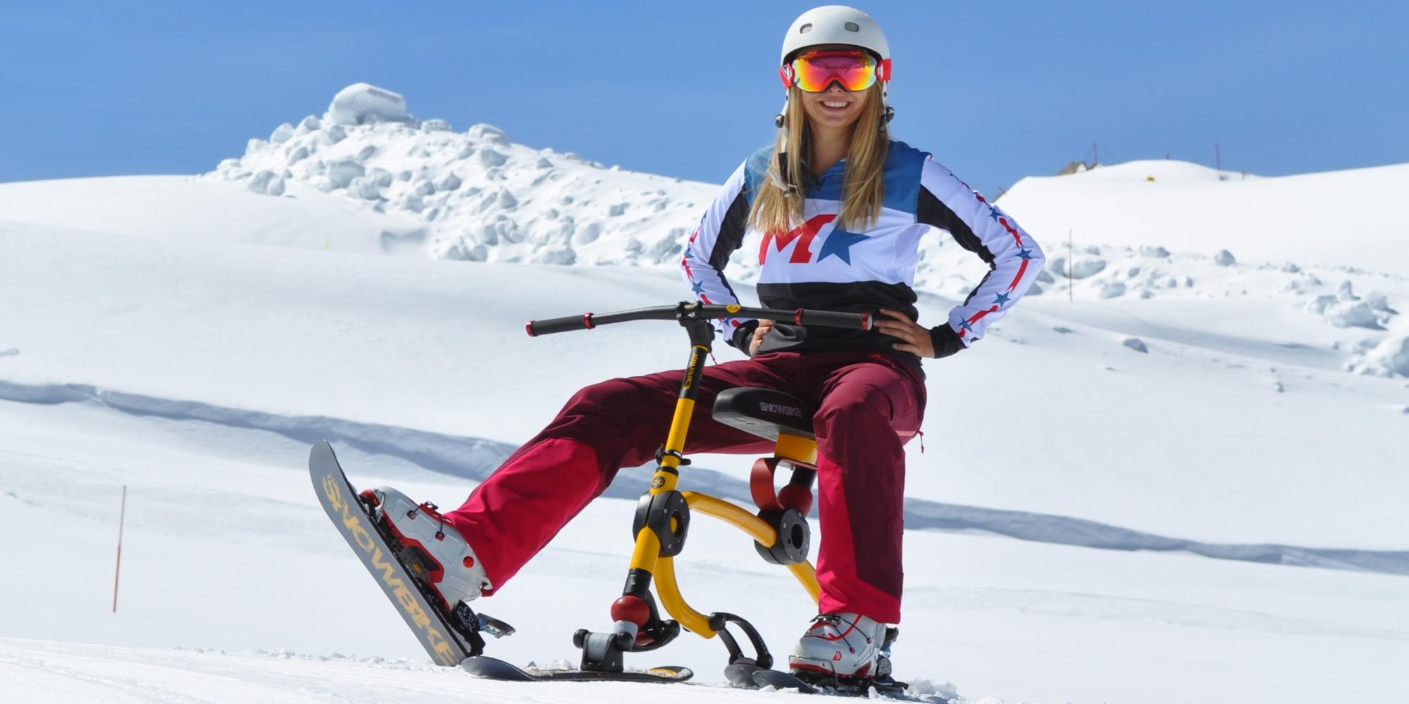 Ski Bike For Sale >> Snowbike Com Home